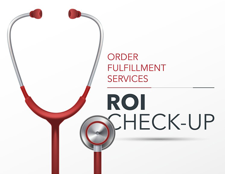 Outsourced order fulfillment ROI
